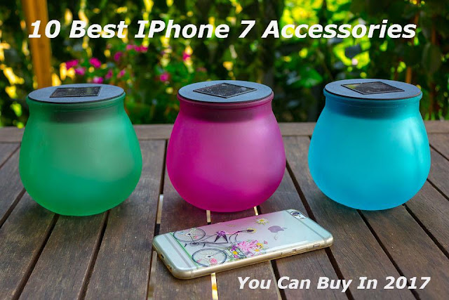 10 Best iPhone Accessories you can buy in 2017