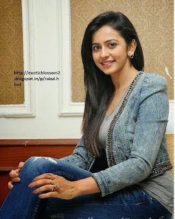 Unseen Rakul Preet Singh Hot and Hips Photos