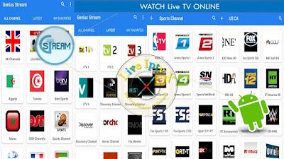 Watch Online TV channel
