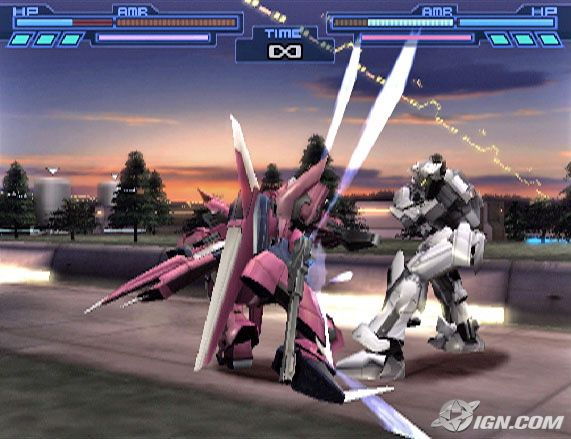 Battle Assault 3 featuring Gundam SEED PS2 GAME ISO Gameplay 1