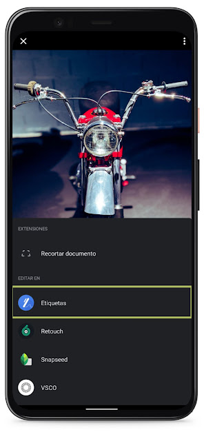 How to draw or highlight text on an image in Google Photos?