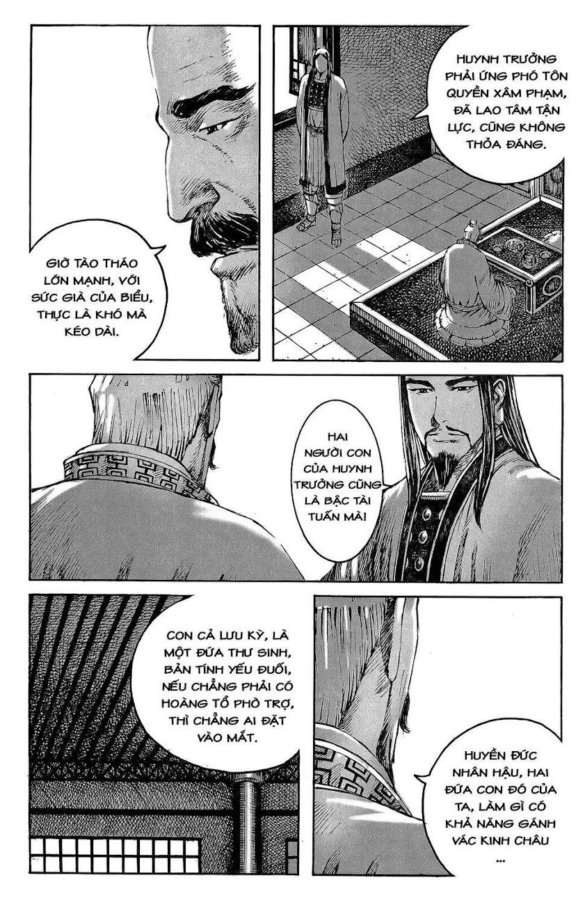 Hỏa phụng liêu nguyên Chương 374: Gian thần trung thần [Remake] trang 6