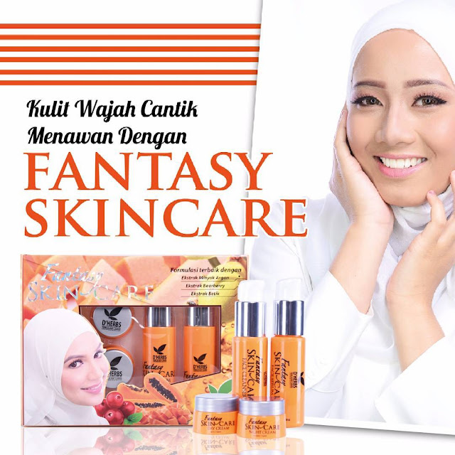 Testimoni Fantasy Skin Care D'Herbs