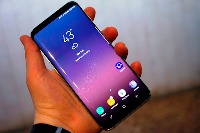 Smartphone android Samsung Galaxy S8