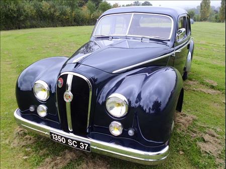 1951 HOTCHKISS ANJOU 1350