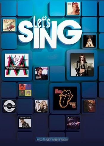 Let's Sing PC Full