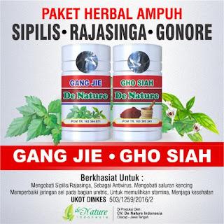 Obat Kencing Nanah Herbal Alami