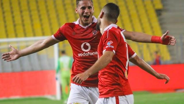 رمضان صبحي يغيب عن الأهلي في مباراة سيمبا للإصابة