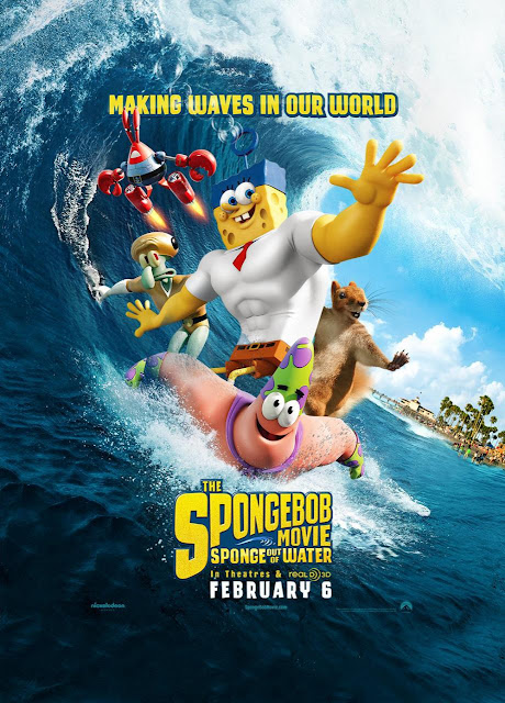 The SpongeBob Movie: Sponge Out of Water (2015) ΜΕΤΑΓΛΩΤΙΣΜΕΝΟ ταινιες online seires xrysoi greek subs