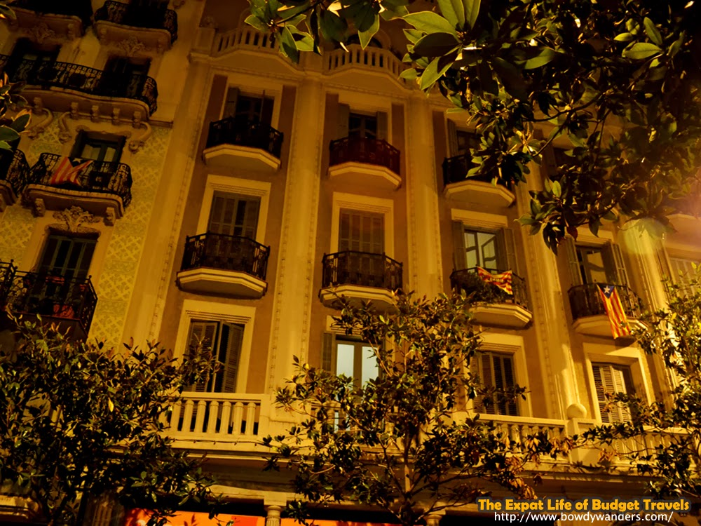 bowdywanders.com Singapore Travel Blog Philippines Photo :: Spain :: When In Spain, When in Barcelona