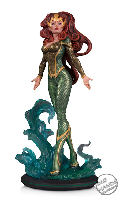 SDCC 2018 DC Collectibles Cover Girls Mera by Joelle Jones