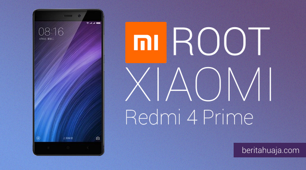 How To Root Xiaomi Redmi 4 Prime And Install TWRP Recovery