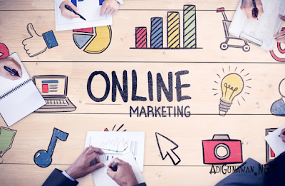 profesi online marketer dalam bisnis