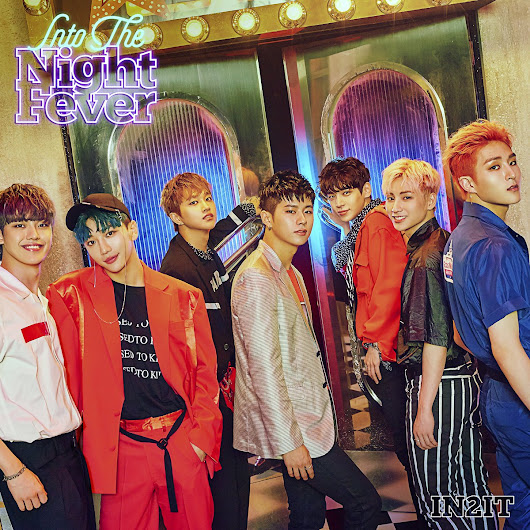 [COMEBACK] IN2IT 인투잇 está de regreso con Into The Night Fever - BA NA NA: Noticias de K-Pop en español
