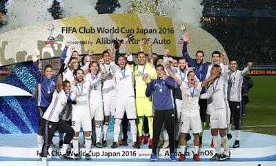 Real Madrid, Campeón del Mundialito de Clubes 2016