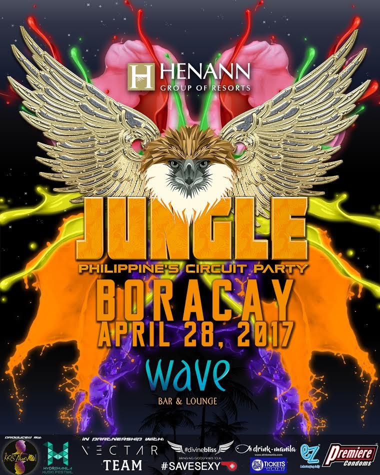 LaBoracay with Jungle Circuit Party