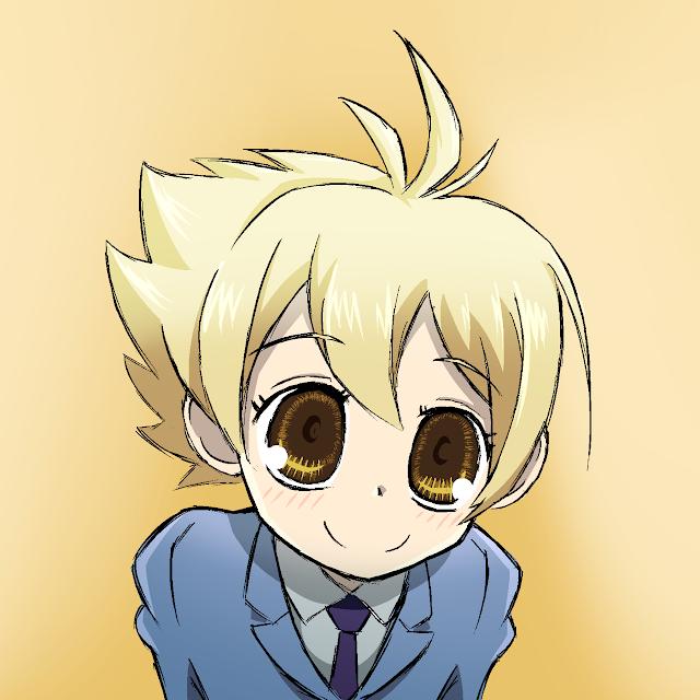 101 Những hình ảnh Anime Boy kute dễ thương đáng yêu hết sức