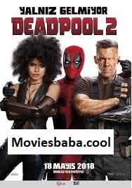 Deadpool 2 (2018) Full Movie Dual Audio Hindi Blu-Ray 720p