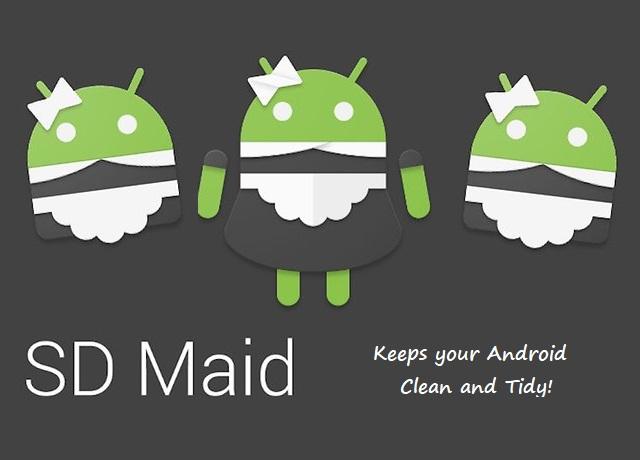 SD Maid - Η απίθανη εφαρμογή που θα κρατήσει πραγματικά γρήγορο, καθαρό και συμμαζεμένο το smartphone σας