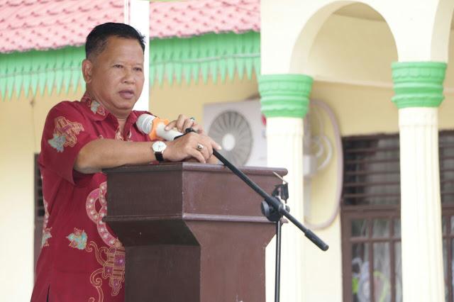 Wakil Walikota Tanjungbalai H Ismail.