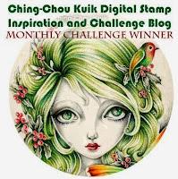 Monthly Challenge Winner at Ching-Chou Kuik Blog