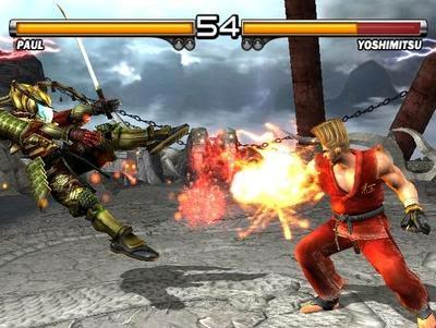 Tekken 4 Game Download Full Version