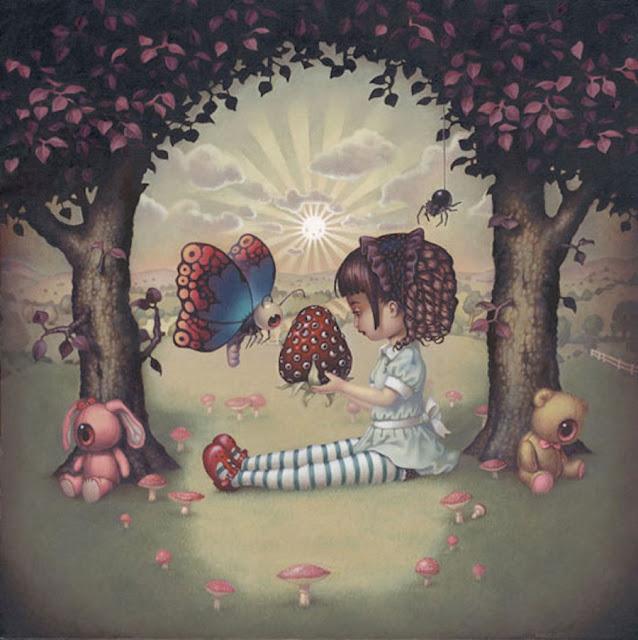 Vajza në pikturë