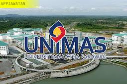 Jawatan Kosong di Universiti Malaysia Sarawak (UNIMAS) - 10 Februari 2019