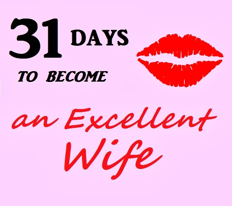 Become an Excellent Wife