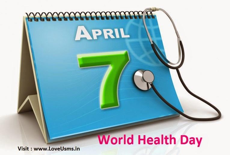 World Health Day Whatsapp Status Quotes SMS Slogans And Shayari Wishes
