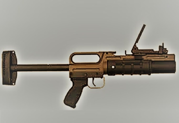 40x46 mm Stand Alone Grenade Launcher (SAGL)