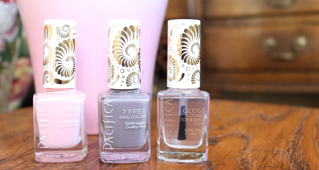 Pacifica 7-Free Nail Polishes - Review & Swatches