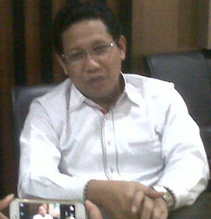 Ketua DPRD Jatim Halim Iskandar