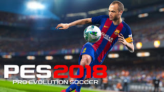 Download Game PES 18 Unduh For Android Mod Offline Apk + Data Terbaru