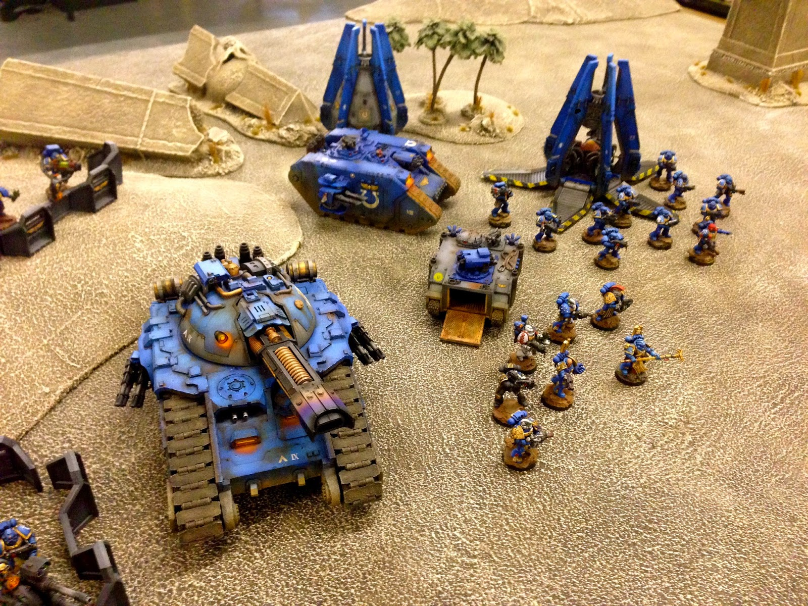Ultramarines Army Ultramarines 10...