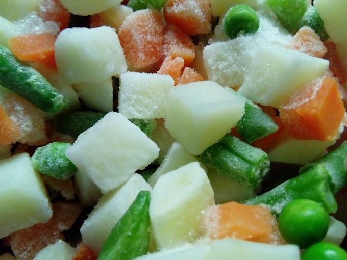 Cocinando con Verduras Congeladas