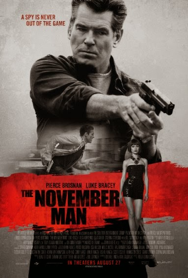 The November Man (2014) Full Version
