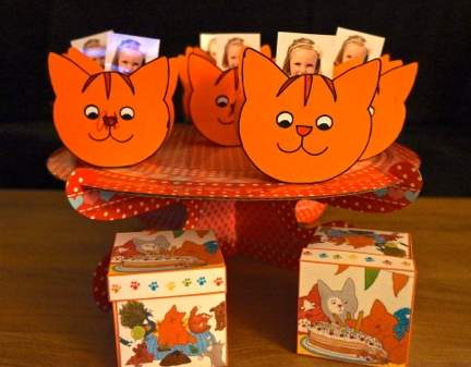 Blog Over Feestelijke Traktaties Printables Sweet Tables