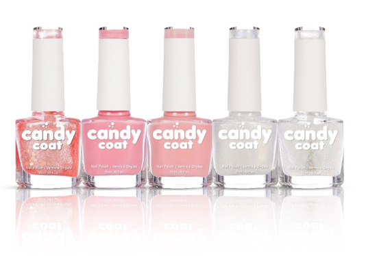 Candy Coat Launch Vegan Nail Polish Collection