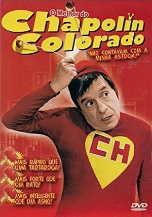 Chapolin Colorado - Multishow Torrent torrent download capa