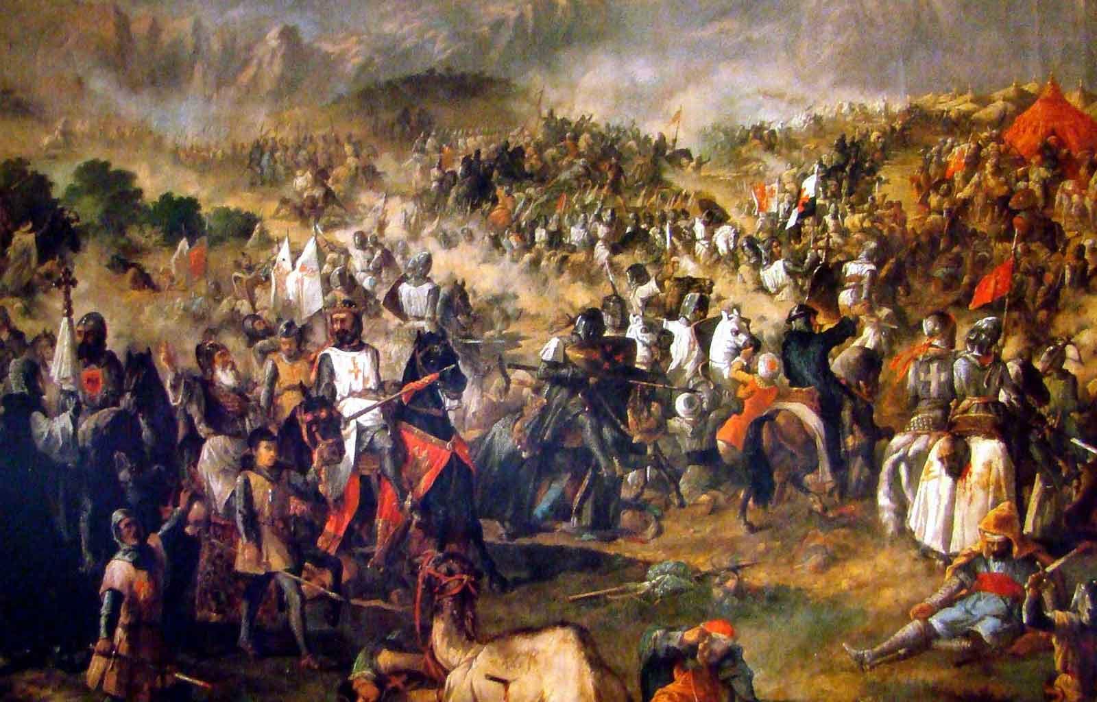 Tragisnya Sejarah April Mop, Ketika Tentara Salib Membantai Muslim Granada