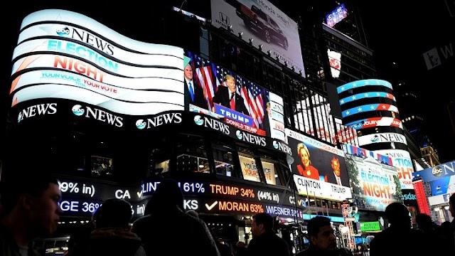 כמה אמריקנים (וישראלים) צפו בשידורי ליל הבחירות ההיסטורי?