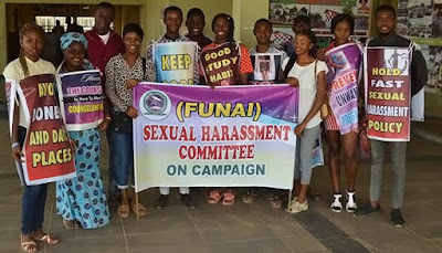 FUNAI Holds Sensitization Workshop on Sexual Harassment