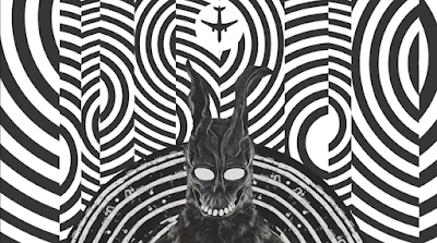 Donnie Darko - Animated book cover