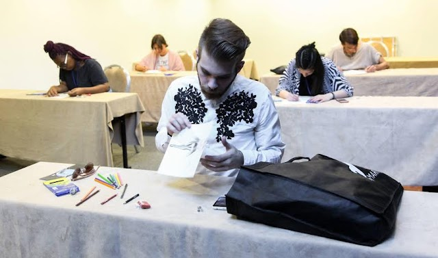 AXDW - Fashion Design Project