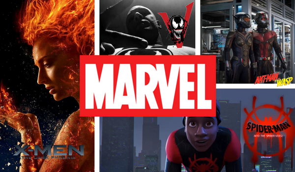 2018GeekList | PH release dates of this year's Marvel movies