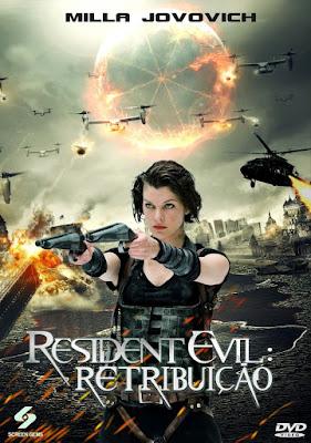 Resident Evil 5: Retribuição (2012) Dublado e Legendado HD 1080p