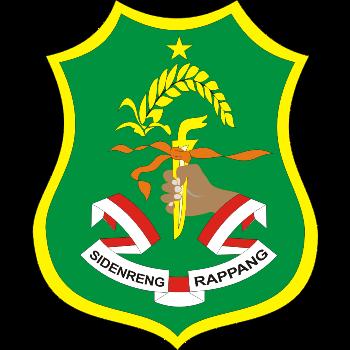 Logo Kabupaten Sidenreng Rappang PNG