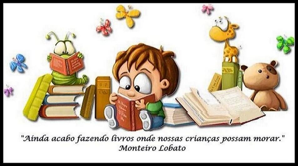 Tag Frases Relacionadas Ao Dia Do Livro Infantil