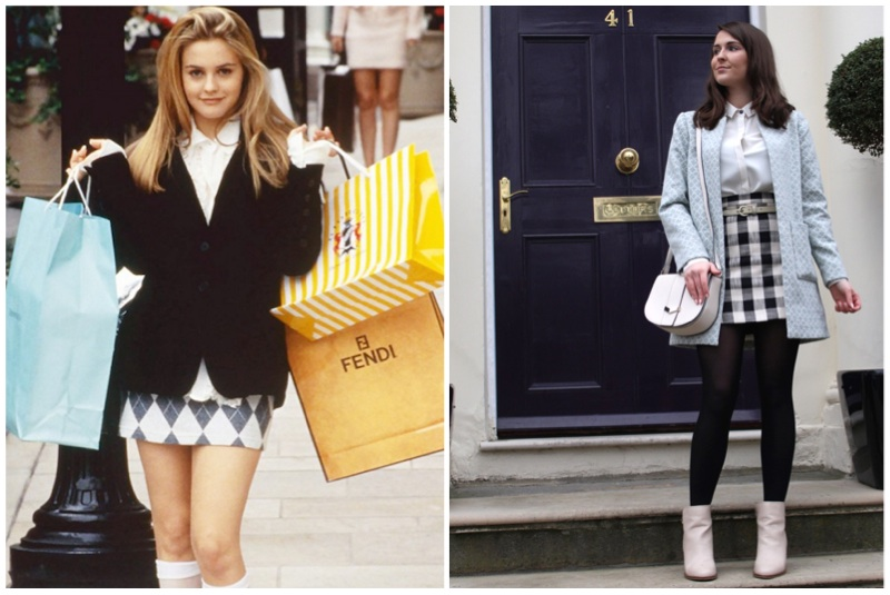 Fashion | Ode to Cher Horowitz - Totally Clueless Stylinu0026#39; | What She Buys